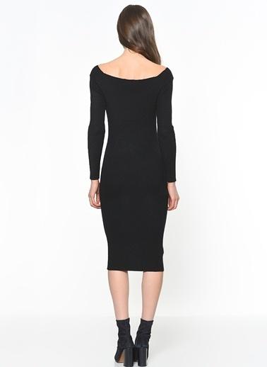 Compania Fantastica Elbise Siyah